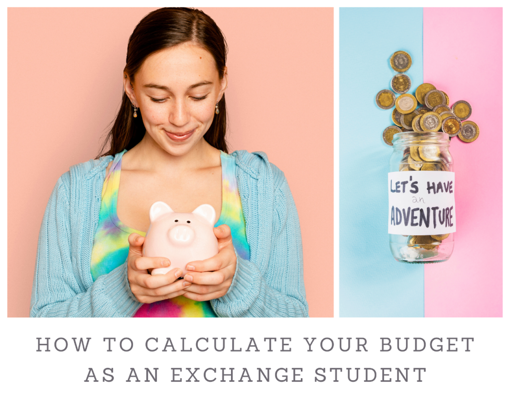 How to calculate your budget as an exchange student