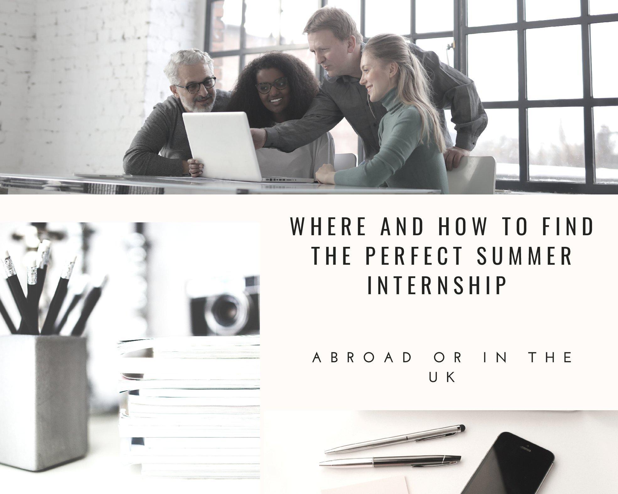 Summer Interships